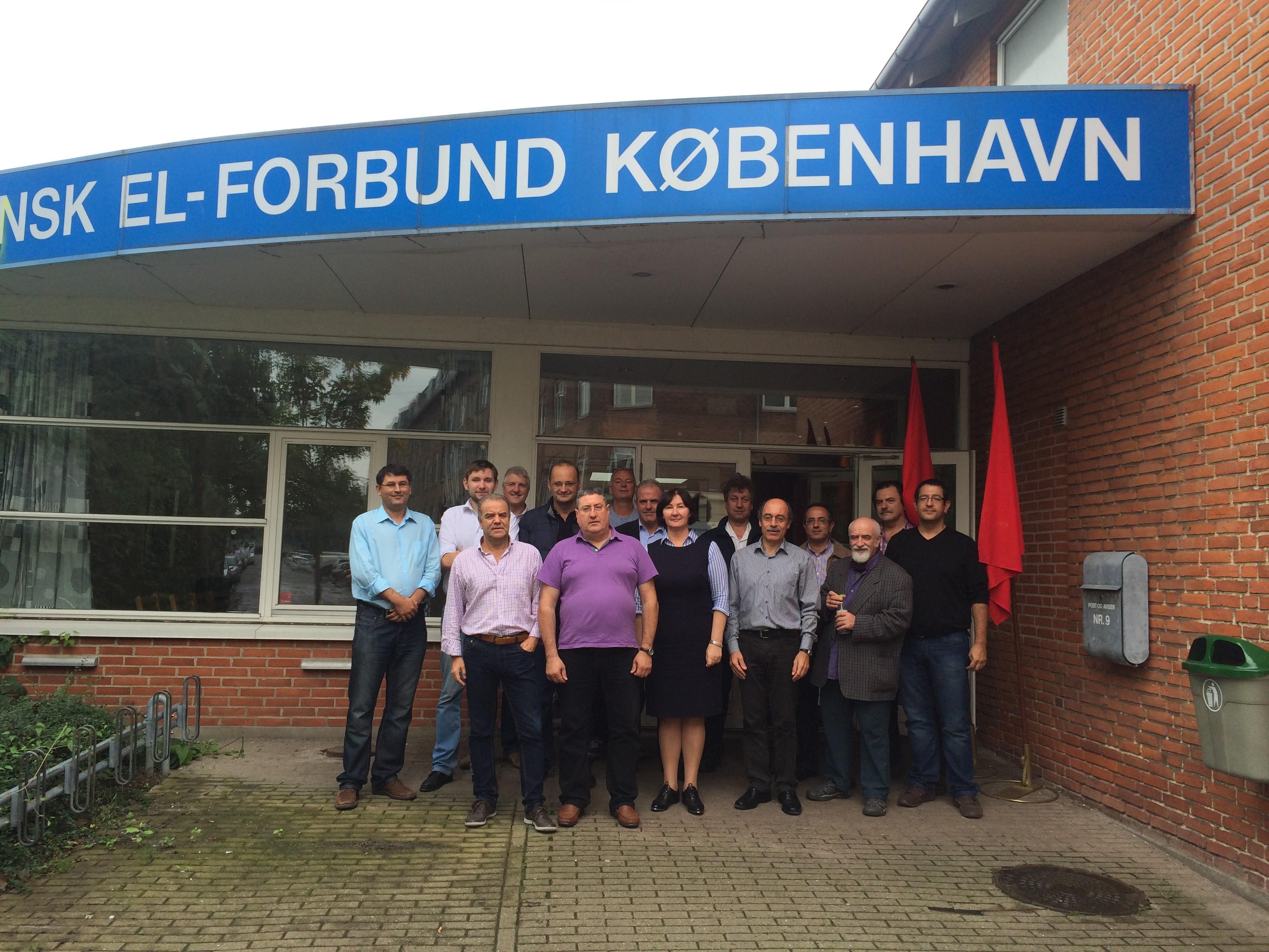 IV UITBB Meeting Copenhagen