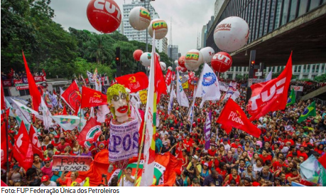 CTB National Demonstration on March 15