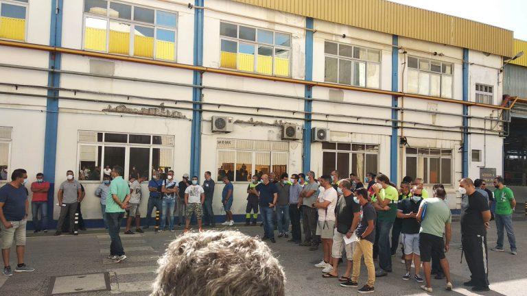 FEVICCOM lucha contra los despidos masivos en Saint-Gobain Sekurit Portugal